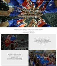play volley kamp sajt