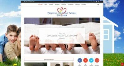 izrada sajta za nevladinu organizaciju