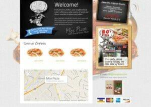 izrada sajta za piceriju