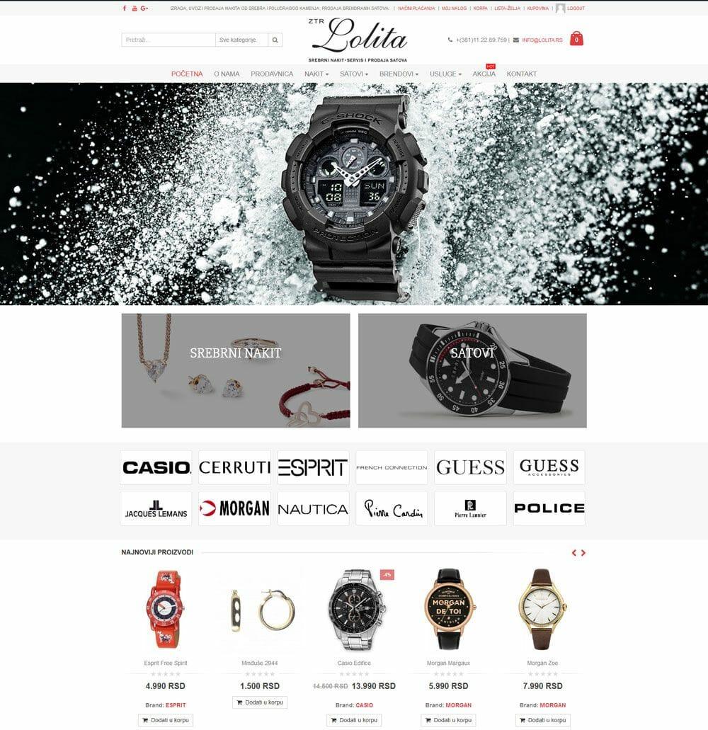 online prodavnica za prodaju nakita