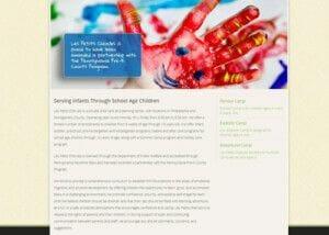 izrada sajta za decu