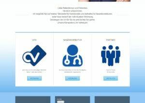 izrada sajta za doktorsku ordinaciju
