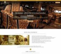 izrada sajta za hotel