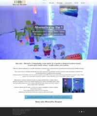 izrada sajta za slanu sobu u Beogradu