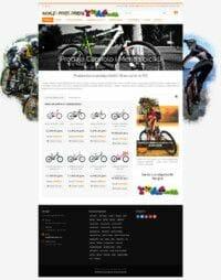 izrada online prodavnice za bicikle i fitnes opremu
