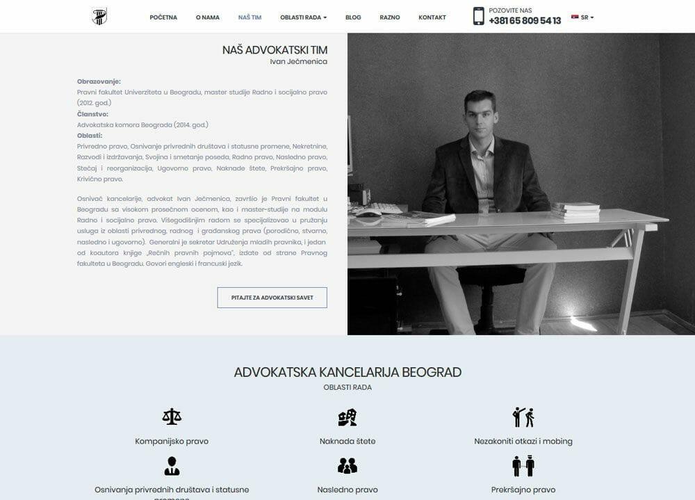 izrada-sajta-za-advokatsku-kancelariju-jecmenica