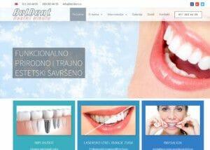 izrada-sajta-za-beldent-stomatolosku-ordinaciju