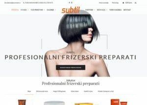 sajt za online prodaju kozmetike