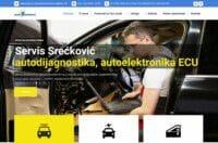 izrada sajta za auto servis beograd