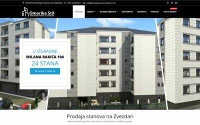 prodaja stanova na zvezdari- omorika stil