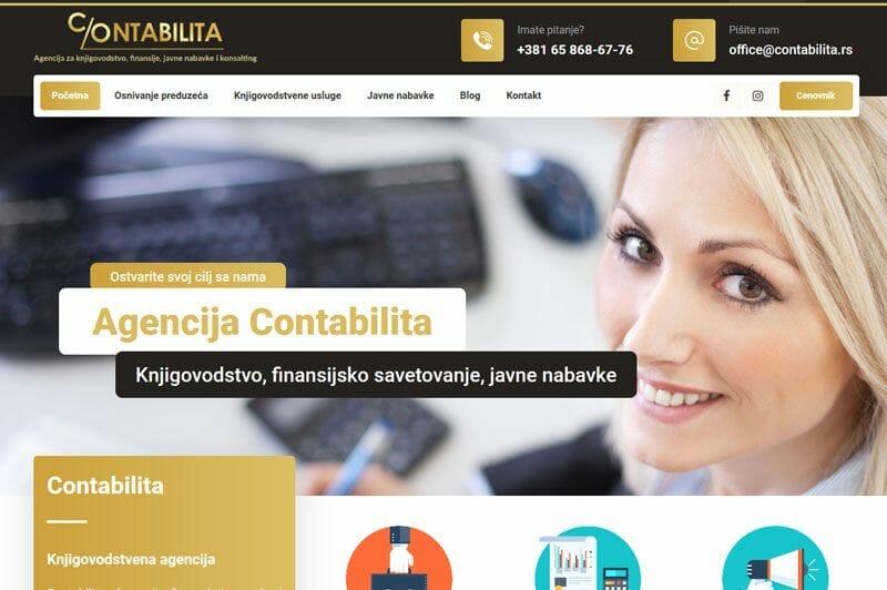 knjigovodstvena agencija vozdovac beograd contabilita