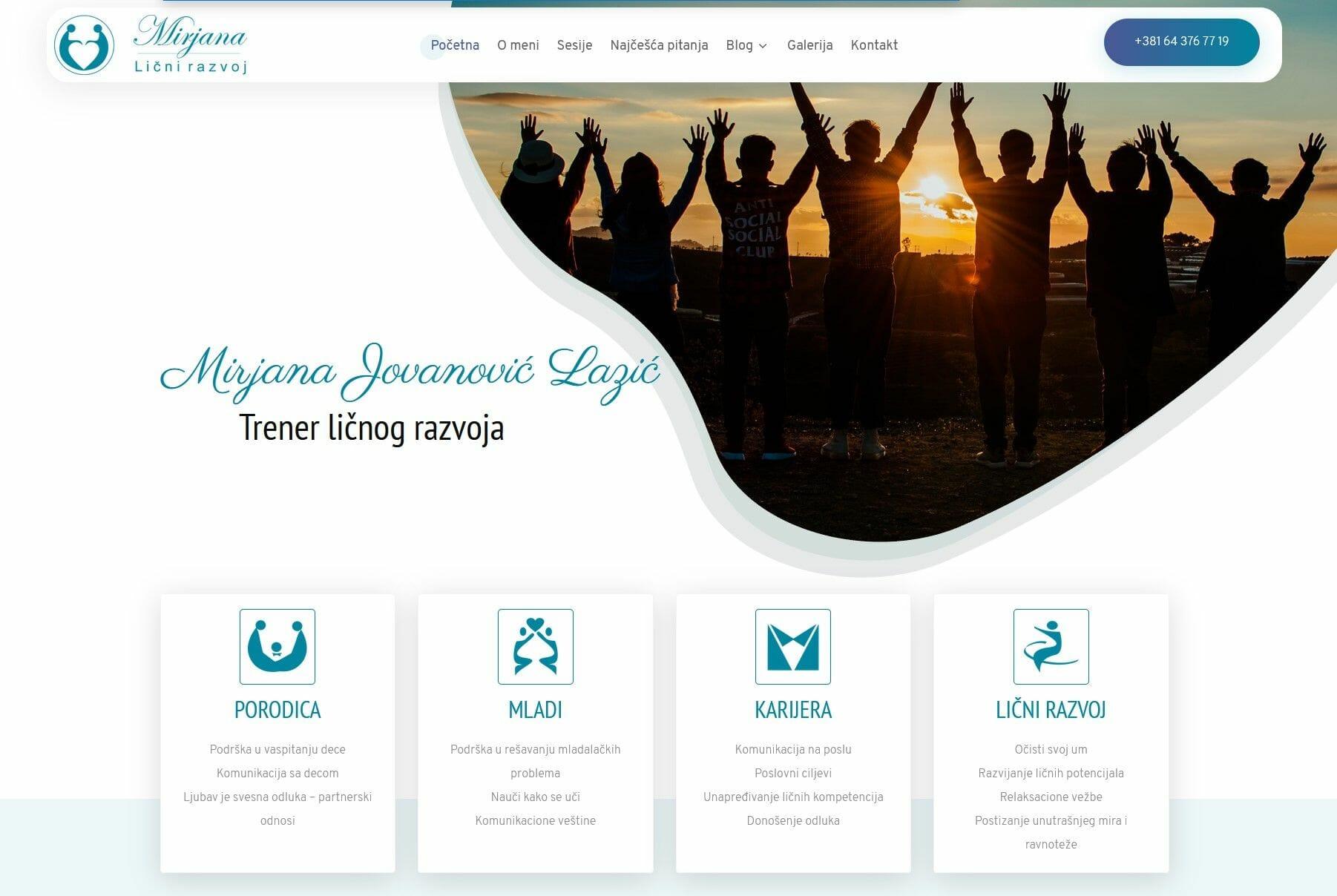 sajt za life coach-a