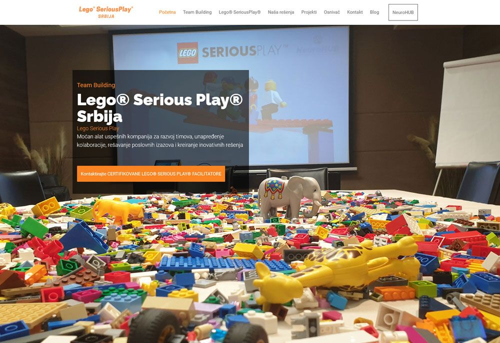team building lego