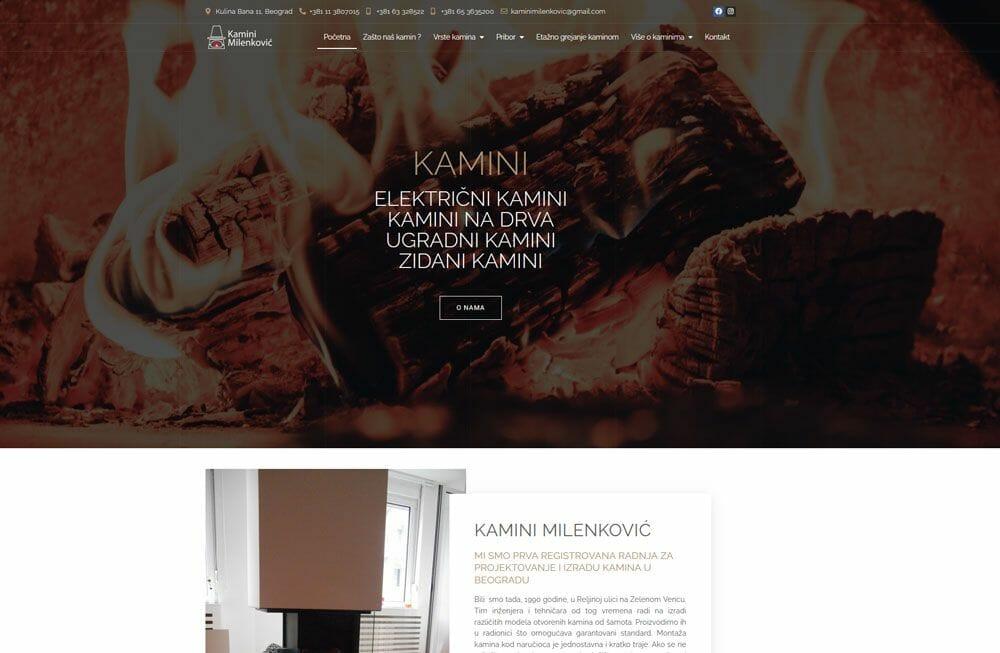 sajt za kamine